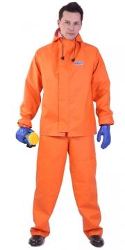 Костюм рыбака Fishermans WPL оранжевый