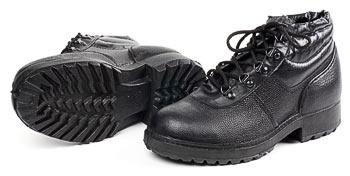 Ботинки кожаные облегченные «Стандарт»