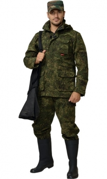 Костюм Волк летний: куртка, брюки камуфляж Цифра