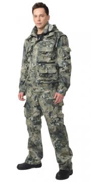 Костюм Тигр летний: куртка, брюки камуфляж Степь