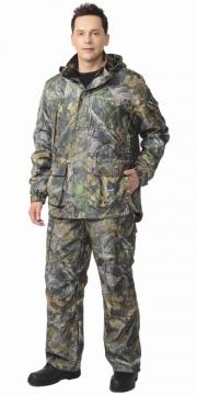 Костюм Хантер куртка, брюки камуфляж