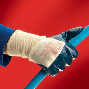 Перчатки «Хайкрон» с нитриловым покрытием ладони