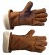 Перчатки-краги спилковые утепленные «Полар Гард»