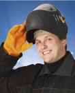 Защитный лицевой щиток сварщика НН10-С-3 (9) Premier FavoriT