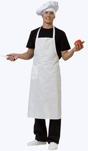 Фартук повара с грудкой
