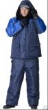 Костюм «Балтика»: куртка с отстёгивающимся капюшоном и полукомбинезон
