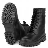 Ботинки с высоким берцем Армия хром