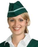 Пилотка (зеленая)
