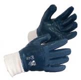 Перчатки «Опал 500» с полным нитриловым покрытием
