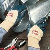 Перчатки «Хайлайт» с нитриловым покрытием ладони (47-400)