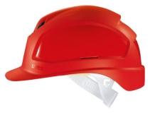 Каска защитная «Феос» с текстильным оголовьем (9772320) красная