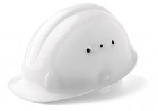 Каска защитная «Труд У» (белая)