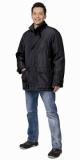 Куртка Город (City) утепленная черная