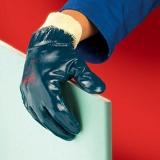 Перчатки «Хайкрон» с полным нитриловым покрытием