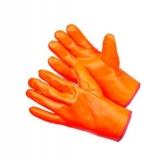 Перчатки Пламя артикул 6000-S нефтеморозостойкие с ПВХ покрытием