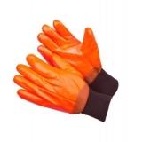 Перчатки Пламя артикул 6003-S нефтеморозостойкие трикотажный манжет
