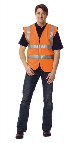 Жилет сигнальный Гард оранжевый