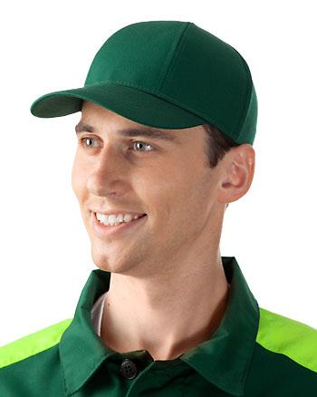 Кепи-бейсболка (зеленая)