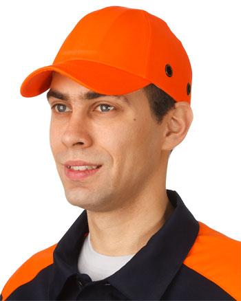 Каскетка EP Hi-Viz флуоресцентно-оранжевая (57308)