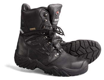 Ботинки мужские кожаные «Фреджус» утепленные