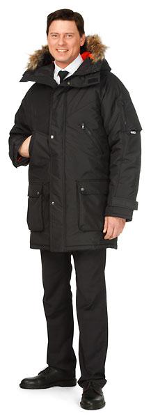 Куртка мужская утепленная «Аляска»