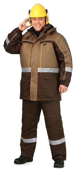 Куртка мужская утепленная «Бавария»