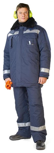 Куртка мужская утепленная «Юпитер» (ТА-04)