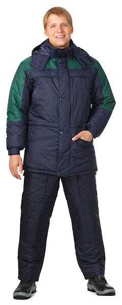 Куртка мужская утепленная «Буран»