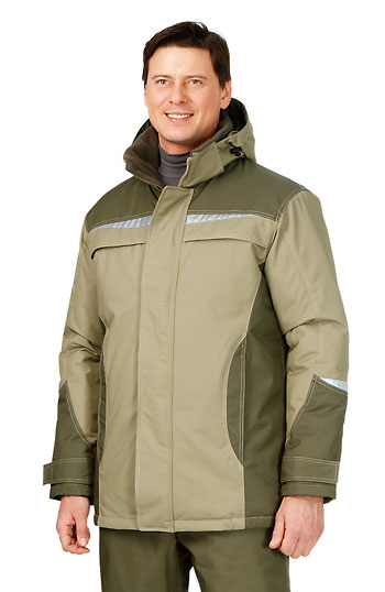 Куртка мужская утепленная «Челси»