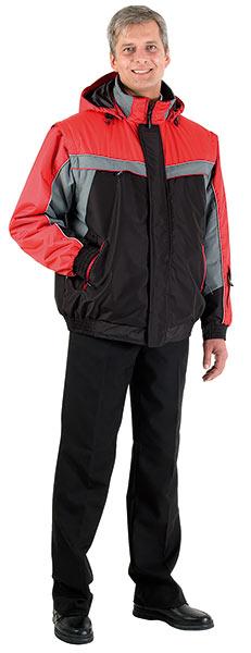 Куртка мужская утепленная «Фортуна»