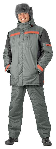 Куртка мужская утепленная «Прайм»