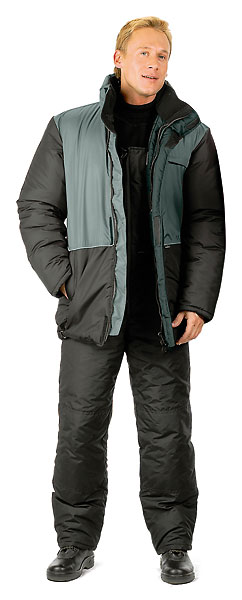 Куртка мужская утепленная «Винтер»