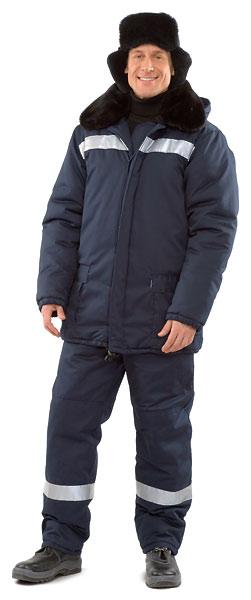Куртка мужская утепленная «Зима»