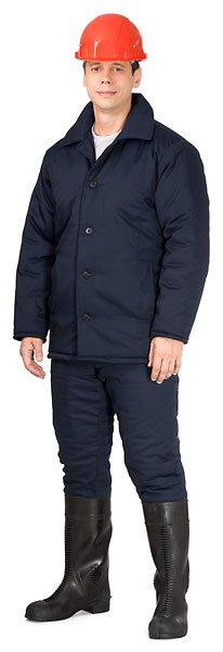 Куртка мужская утепленная «Телогрейка плюс»