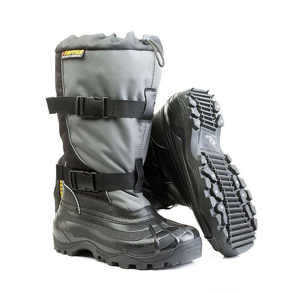 Обувь комбинированная с  резиновым низом «TOPPER» (фастекс) СТУ-024Т (ТОРОС)