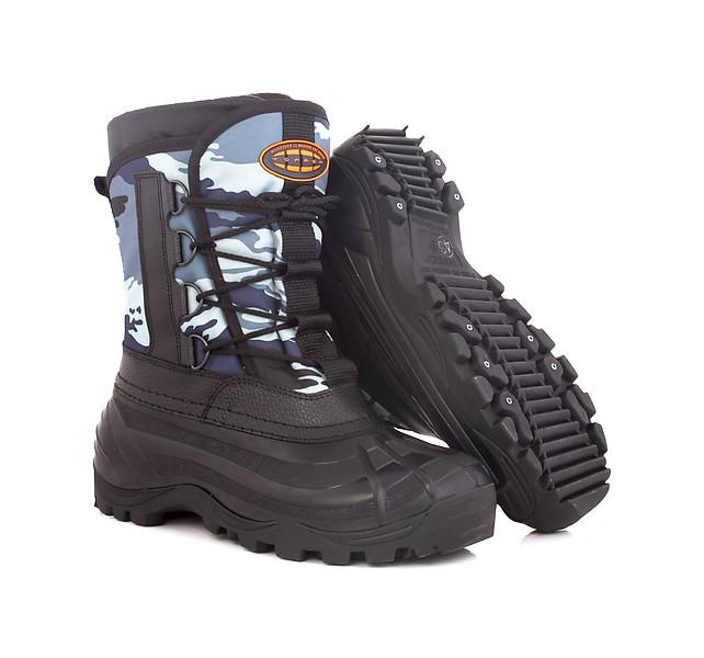 Обувь комбинированная «TOPPER» (шнурки) СТУ-031 А (СЕВЕР-1)