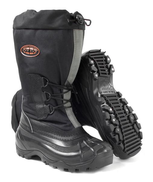 Обувь комбинированная «TOPPER» (шнурки) СТУ-021Ч (Кемь)