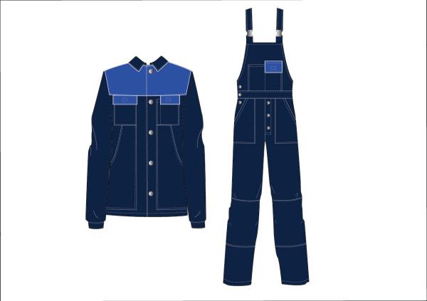 Костюм Мастер-2 (куртка + полукомбинезон)