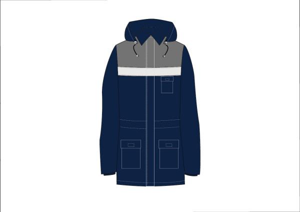 Куртка утепленная без меха